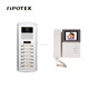 Sipotek wired video door phone video intercom. systrm for multi-apartment