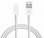 2018 Amazon hot selling For iPhone 7 8 X Charger Cable Foxconn Original Cheapest USB Quick Charging Cable data Sync 2 in 1 Cable