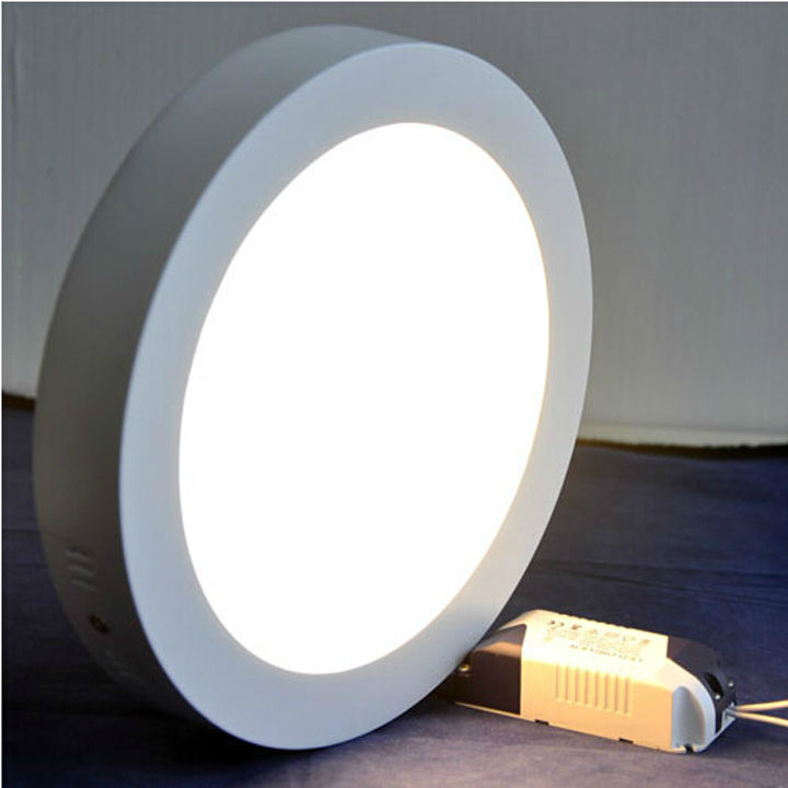Ceiling lights with usb : W smd led panel light round v years warranty