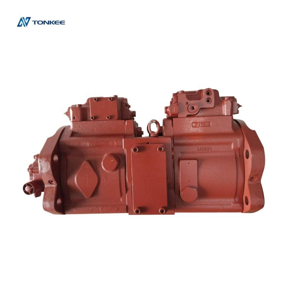 Excavator hydraulic piston pump 401-00502H K1000698E K1014967A K3V112DTP-1Q9R-9N1T main pump DX225LC DX225 for DOOSAN