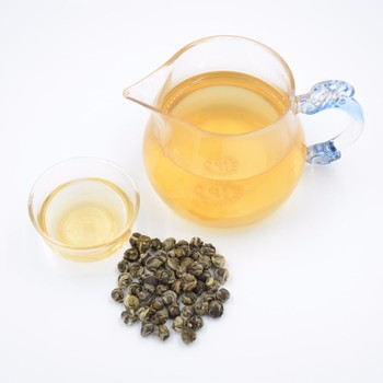 High Quality Premium Dragon Well Jasmine Pearl Tea Wholesale japan green tea