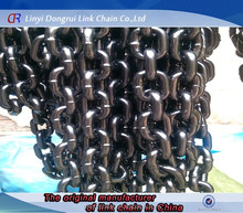 electric galvanized low carbon steel link chain