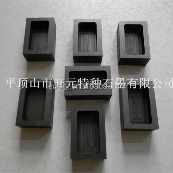 Gold and silver casting mould