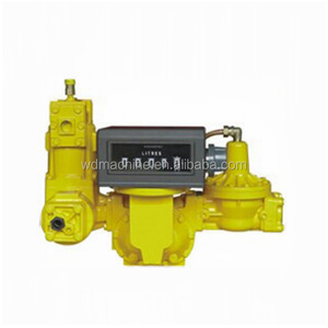 LPG Meter With Mechanical Register, Differential Valve, Air Eliminator and Strainer