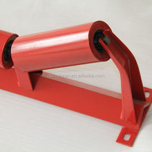 small standard conveyor belt carrier idler roller for boilie machine