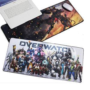 Mouse pad 800*300mm sewing game cartoon keyboard pad notebook computer desk pad