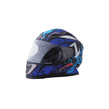 DOT and ECE approved motorcycle protective gear full face casque helmet