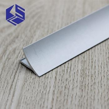 Bathroom Aluminum Cove Tile Trim For Wall Floor Joint ...