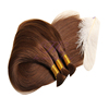 Perfect Competition Product Indian Chocolate French Curl Hair Bulk 24 Inch