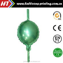 Best China Made Quality Solid Color Link Tail Foil balloon balloons Party decoration balloons