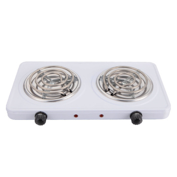 Household Electric Furnace 2 plate electrical plate Automatic control cooktops two burner solid hotplate
