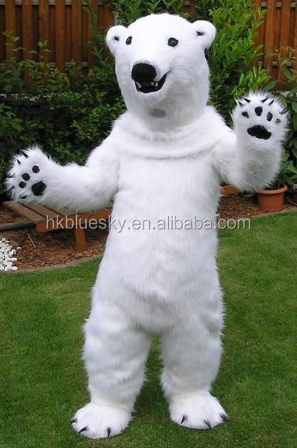 caratteristiche eccezionali vendita online promozione speciale Di Alta Qualità Orso Bianco Adulto Animale Costume Orso Bianco Adulto  Mascotte Costume Per Adulti - Buy Adulto Costume Della Mascotte,Orso Adulto  ...