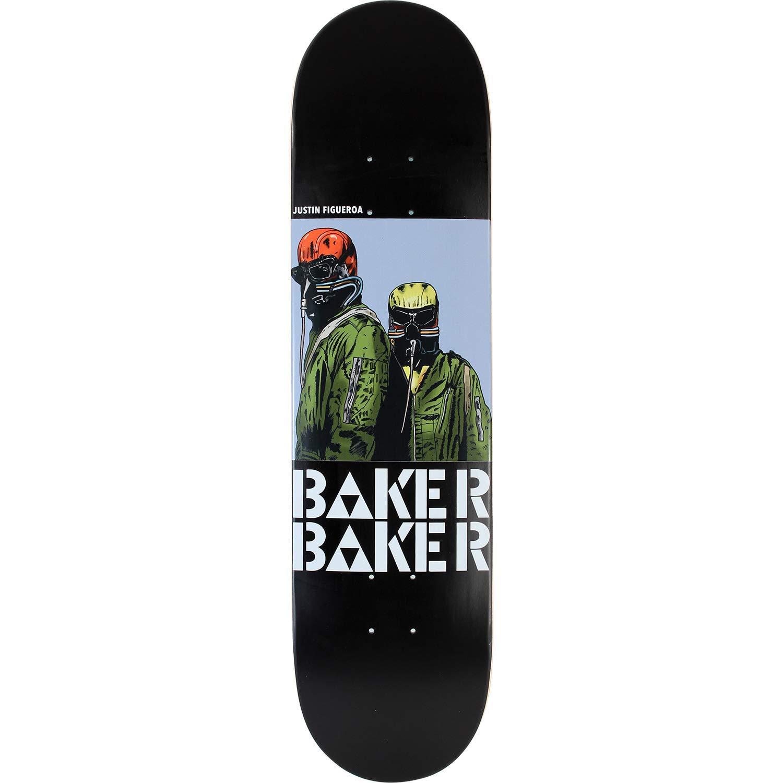 Cheap Deck Baker Find Deals On Line At Alibabacom Skateboard Red Foil Logo Get Quotations Skateboards Justin Figgy Figueroa Never Reissue 8 X
