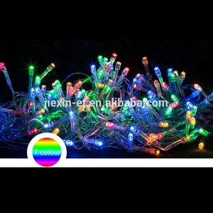 Solar Led Christmas Lights.Solar Led Christmas Lights Color Changing Led Solar Powered Led String Lights 100 Led Solar Copper Rope Light For Outdoor