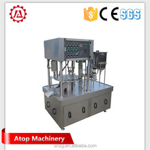 Factory Directly milk and juice filling sealing machine with A Discount