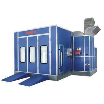Factory direct sale car used spray booth for