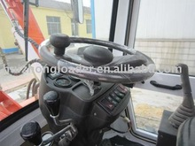 zl15l loader dengan adjustable steering wheel
