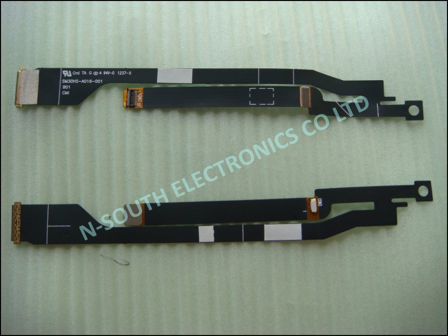 new only lcd flex cable for acer as s3-951 sm30hs-a016-001