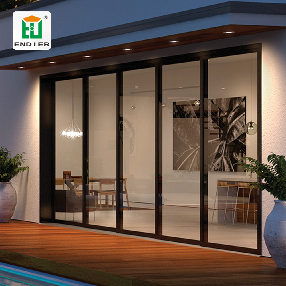 Ceiling Windows Aluminum Alloy Sliding