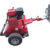 CE certificated high efficiency atv towable mower
