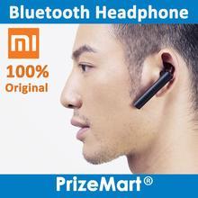 2015 New Release 100% Original Xiaomi Bluetooth V4.1 Headset High Quality Mi Headphones 4.1 with Mic Earphone for iPhone Hongmi