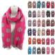 Rectangle Fold Textile Home Kashmiri Womens Blanket Scarf Religious Scarves In Dhaka