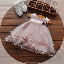 New design baby product summer wholesale fancy baby tutu birthday tutu dress for kids baby dress new style