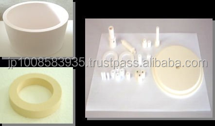 high purity zirconia alumina ceramic for high temperature copper melts furnace and crystal pulling tool