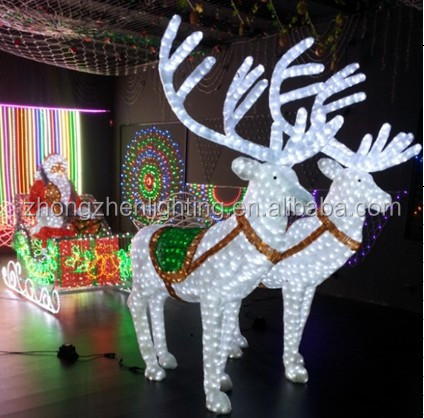 Outdoor Christmas Sleigh, Outdoor Christmas Sleigh Suppliers and ...