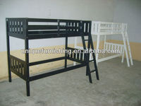 Passed SGS testing solid pine wood bunk bed