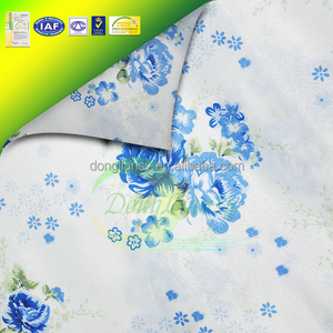 wholesale anti-microbial damask mattress ticking fabric made in china