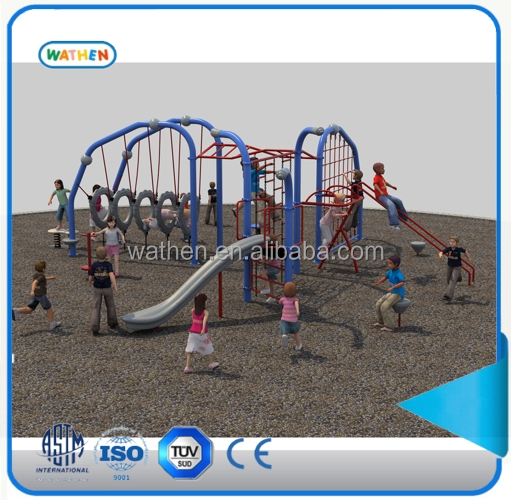 Kids Playground for Physical Activity
