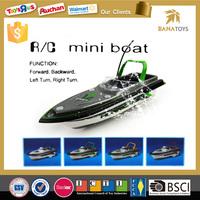 Cheap plastic remote control rc boat