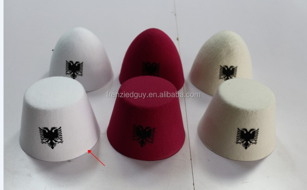 Turkey Felt Fez Hat - Buy Fez Hat,White Fez Hat,Felt Fez Hat Product on  Alibaba com
