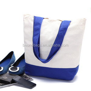 Alibaba Website Online Shopping Unisex Canvas Travel Shopping Tote Bag