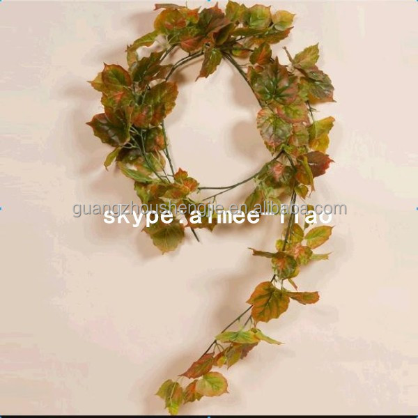 Q122802 artificial ivy home ornamental evergreen garland artificial decorative vines