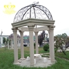 /product-detail/outdoor-hand-making-garden-statue-natural-stone-marble-gazebo-for-sale-60783093305.html