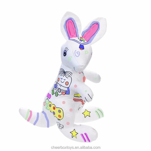 Promoción diy de peluche juguetes canguro, Compras online de diy de ...