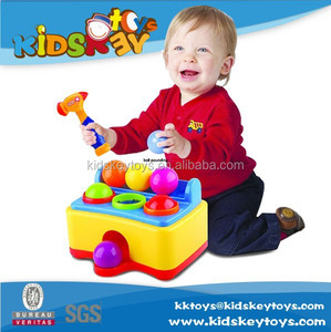 china wholesale games children's hammer toy baby games educational toy