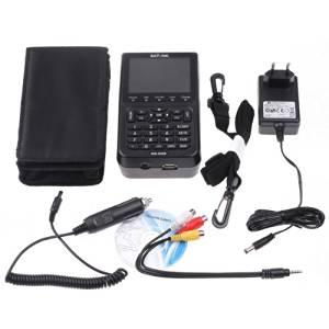 """Andoer SATlink WS-6908 3.5"""" DVB-S FTA Professional Digital Satellite Signal Finder Meter"""