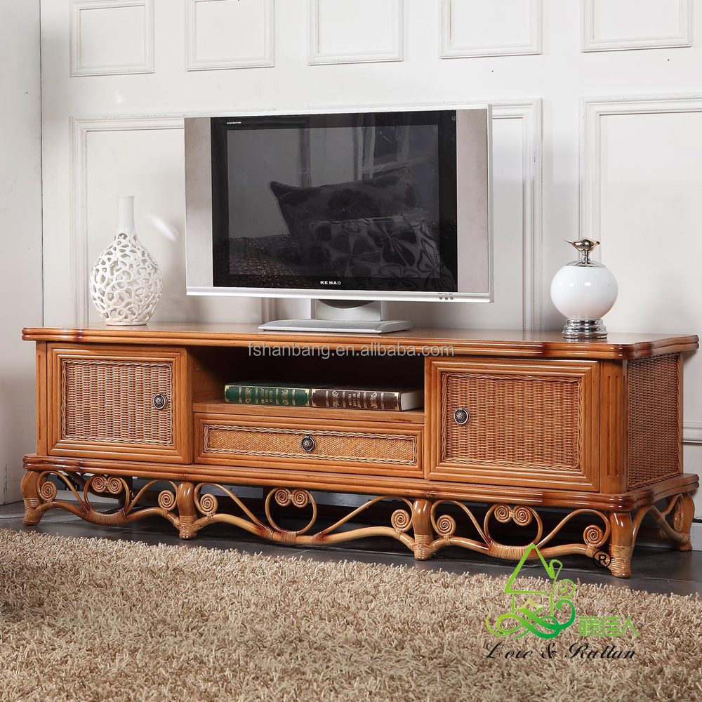 Rattan Living Room Furniture Wholesale Antique Royal Elegant Conservotary Indoor Wicker Bamboo