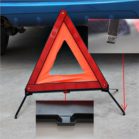 Три сильных штатив автомобиля безопасности светоотражающий парковки аварийного временные складной