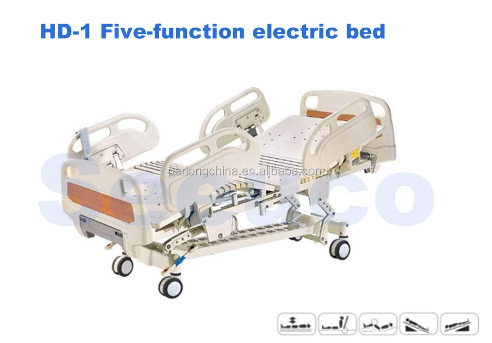 HD-1 Five-function electric bed price HOSPITAL BED