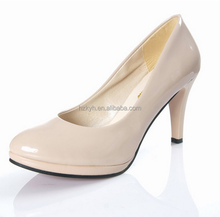 fashion fancy PU high heel women high heel women dress shoes