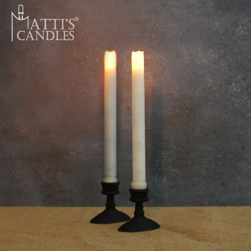 Matti's Long Taper Luxury Candle/Wax Candle/Candle Wick