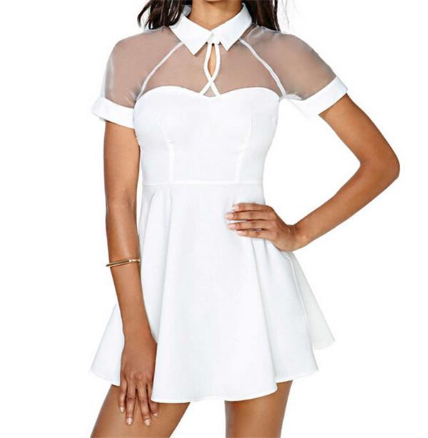 Venta al por mayor vestidos a ganchillo patrones-Compre online los ...