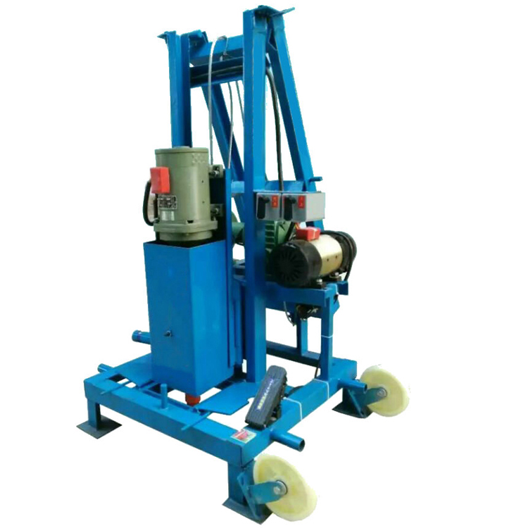 Small Gasoline Water Core Drilling Handheld Fold Drilling