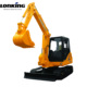 LG6060D heavy construction equipment Lonking 6 ton excavator for sale