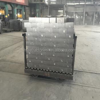 Hx Refractory Bricks Magnesia Carbon Refractories Block For ...