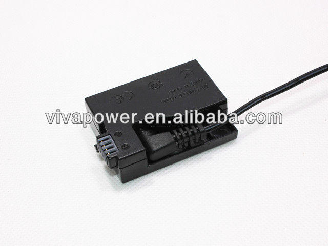 Battery Coupler,DR-E8 ,LP-E8 DC Coupler for Canon EOS 550D 600D 650D